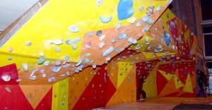 стена за катерене - болдър